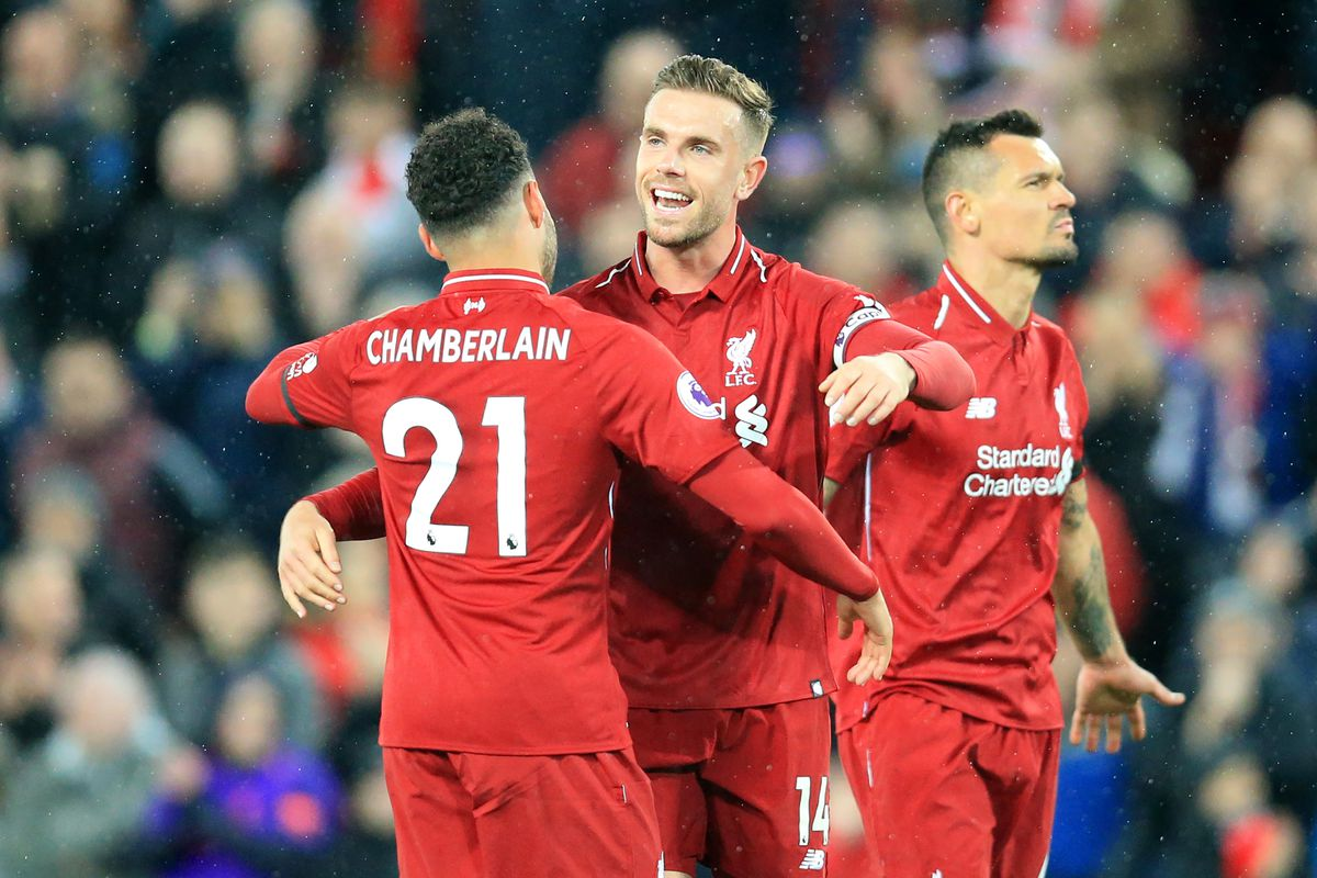 2019 EPL Premier League Football Liverpool v Huddersfield Town Apr 26th