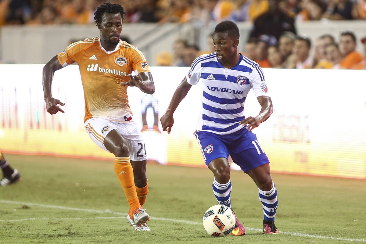 MLS: U.S. Open Cup Quarterfinal-FC Dallas at Houston Dynamo