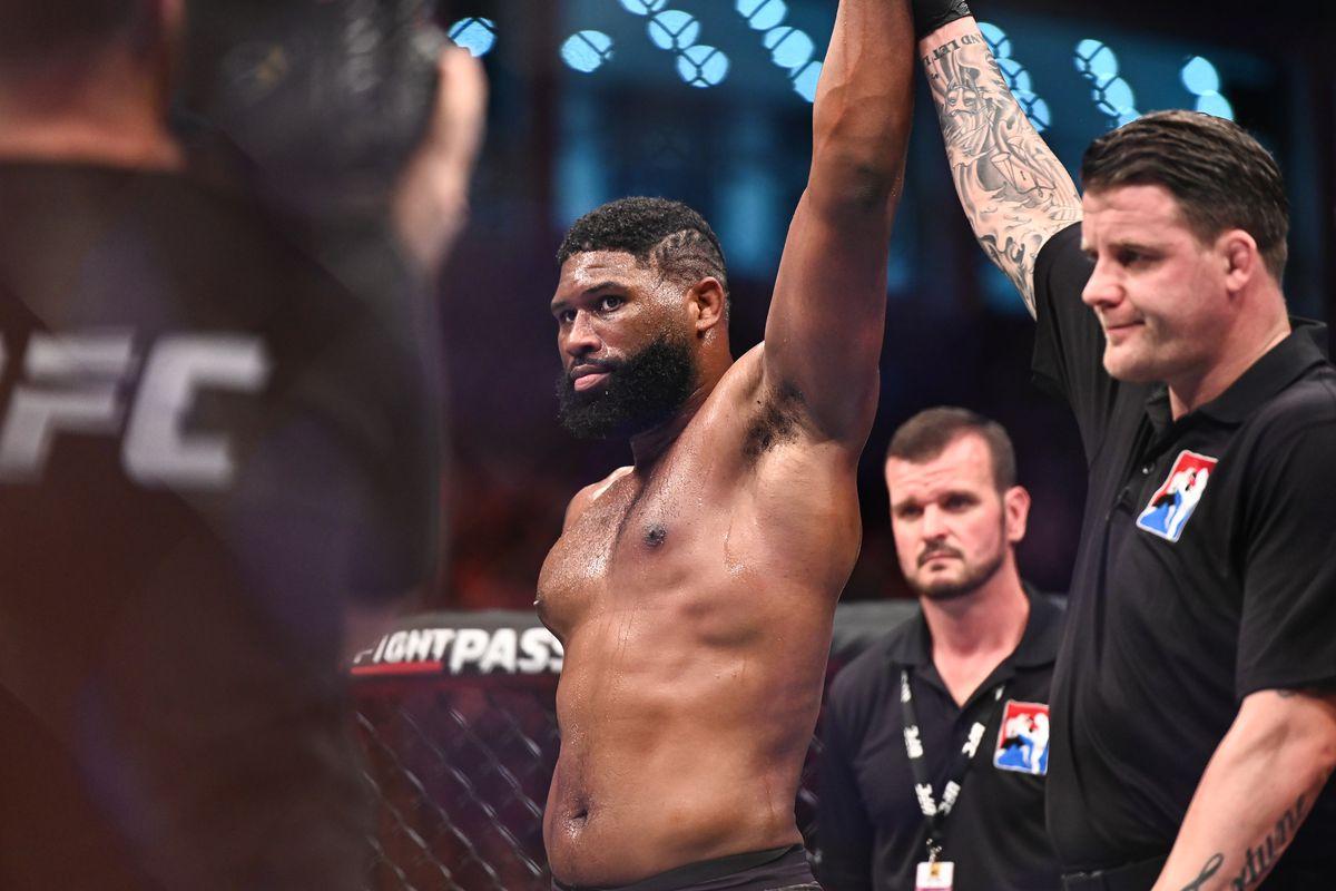 MMA: UFC 242- Blaydes vs Abdurakhimov