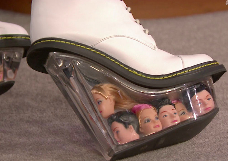 a8a8a8ab8ed The Ugliest Shoes in the World - Racked