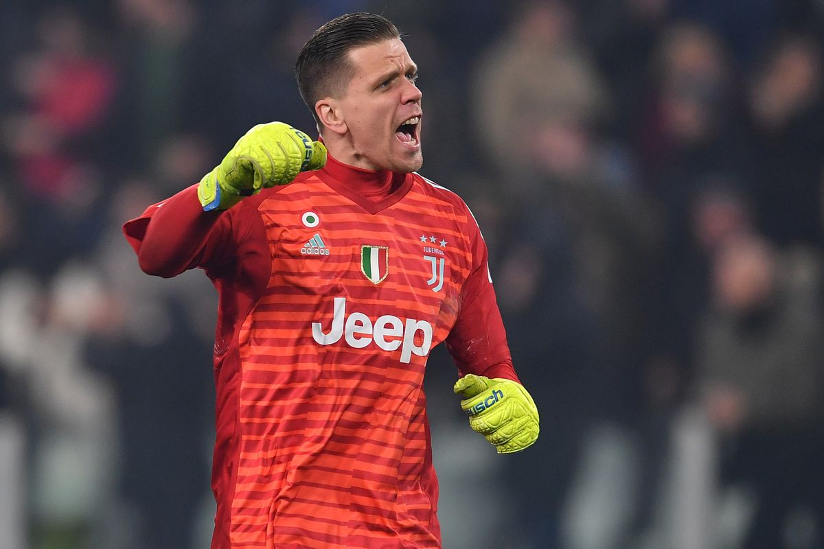 check out e6a1e 41a3d Juventus 2018-19 Season Ratings: The Goalkeepers - Black ...