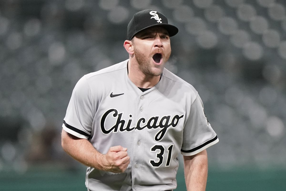 """""""I get [ticked] off when I give up a run,"""" White Sox closer Liam Hendriks said. """"That's what I need to be. On the mound, you need to be that little bit selfish."""""""
