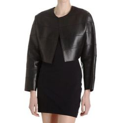 """<a href=""""http://www.barneyswarehouse.com/on/demandware.store/Sites-BNYWS-Site/default/Product-Show?pid=501567950&cgid=womens-clothing&index=35""""><b> The Row Ramsey Jacket</a>, $669 (was $2,660)"""