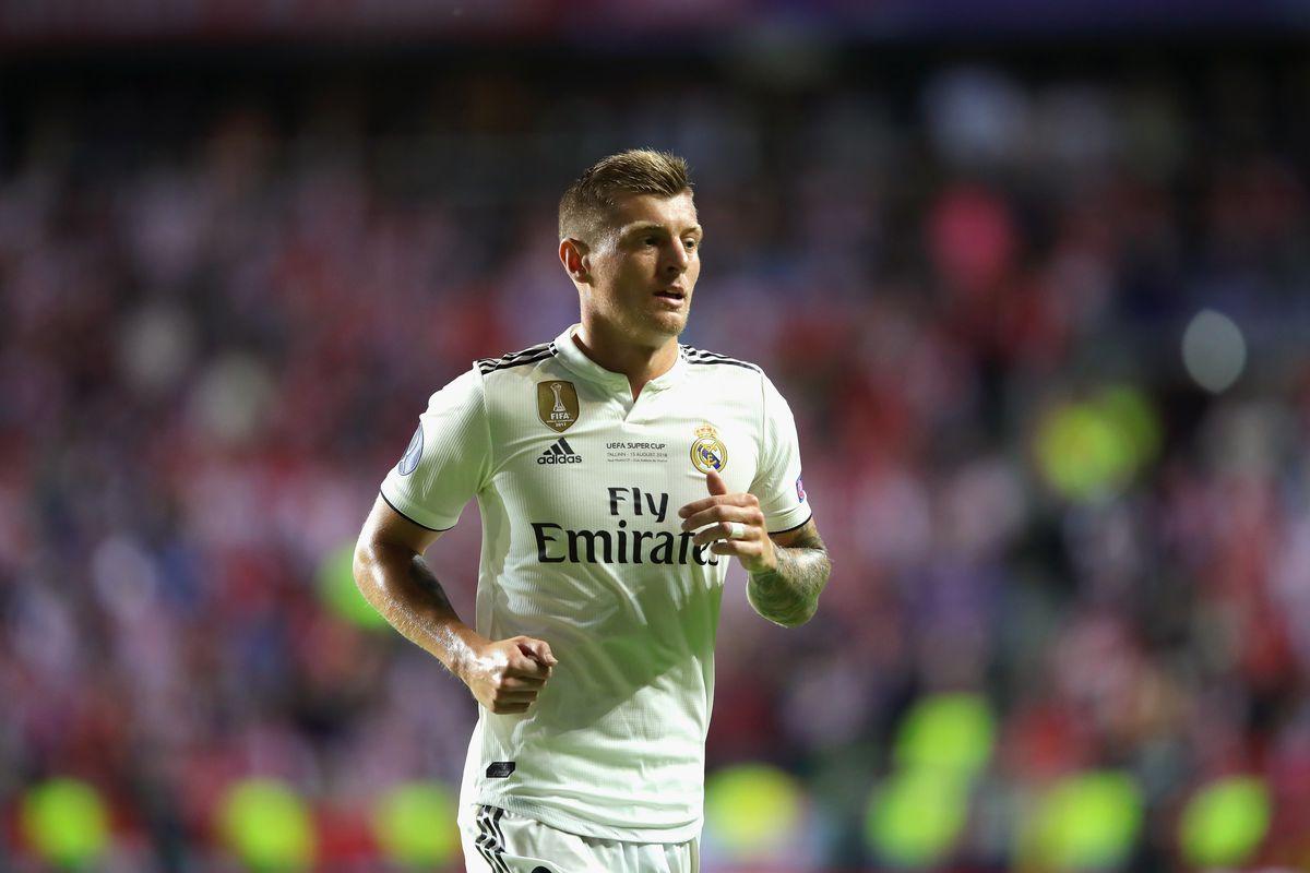 c46d4f947 Real Madrid Season Preview 2018 19  Midfielders - Managing Madrid