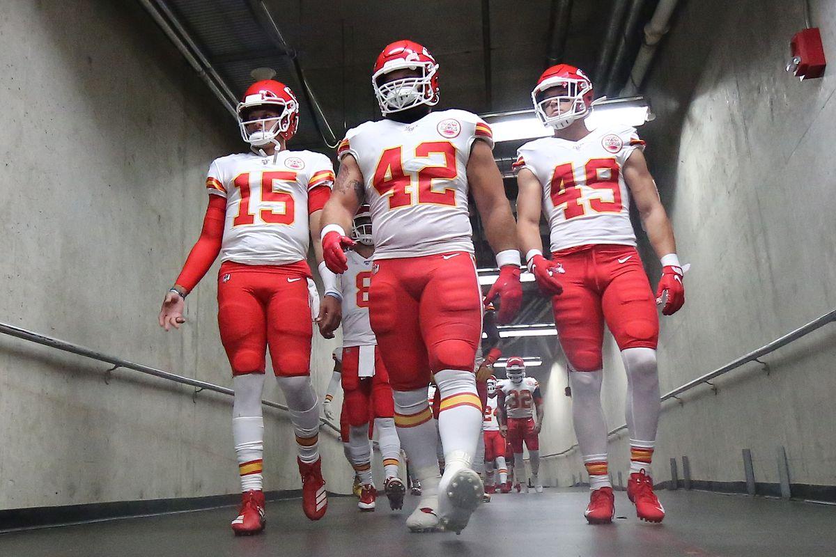 Kansas City Chiefs v Detroit Lions