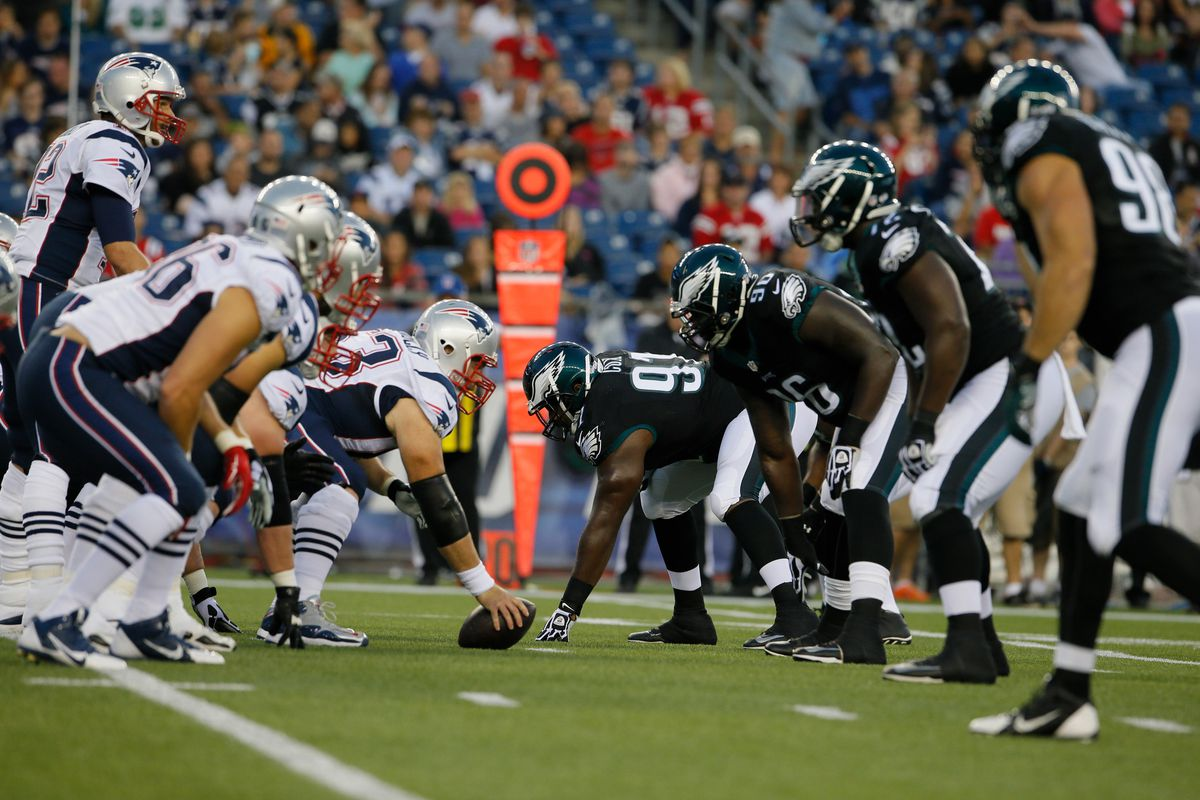 Eagles are favorites to play Patriots in 2015 NFL kickoff ...