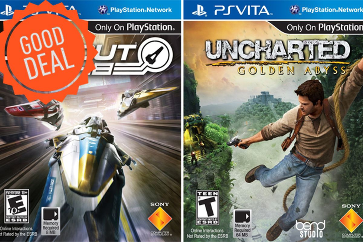 Good Deal: buy two PS Vita games at Amazon, get one free