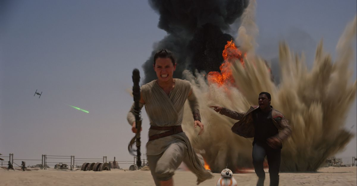 Disney CEO Bob Iger: expect a 'slowdown' for the Star Wars franchise