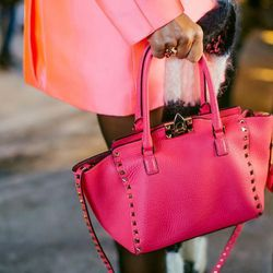 """Photo by Driely S., via <a href=""""http://racked.com/archives/2014/02/12/45-winter-perfect-street-style-pics-from-nyfw-day-six.php"""">Racked</a>"""