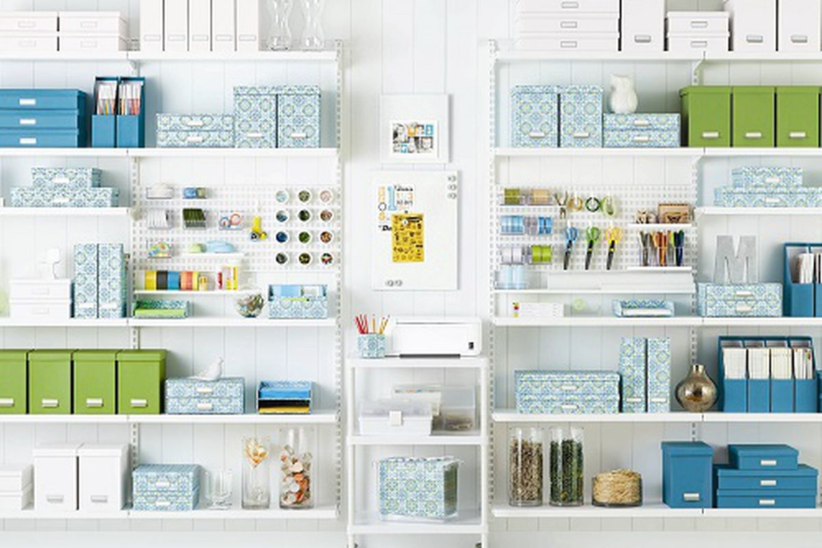 """Image credit: <a href=""""https://www.facebook.com/containerstore"""">The Container Store/Facebook</a>"""
