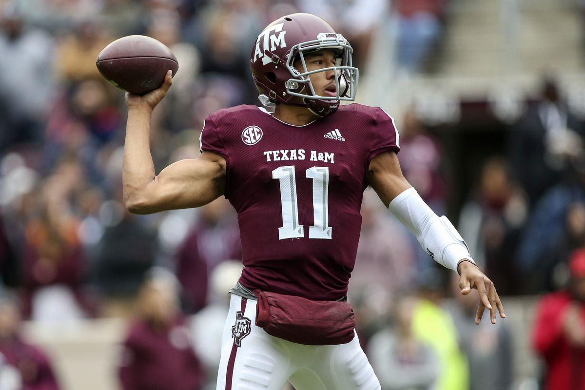 Quarterback Comparison: LSU vs. Texas A&M - And The Valley ...