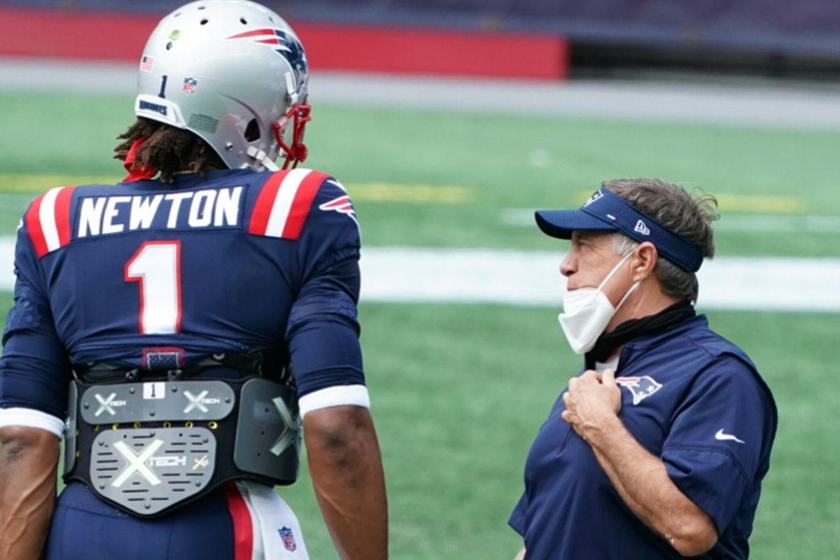 Bill Belichick: Cam Newton is still the Patriots' starting quarterback -  Pats Pulpit
