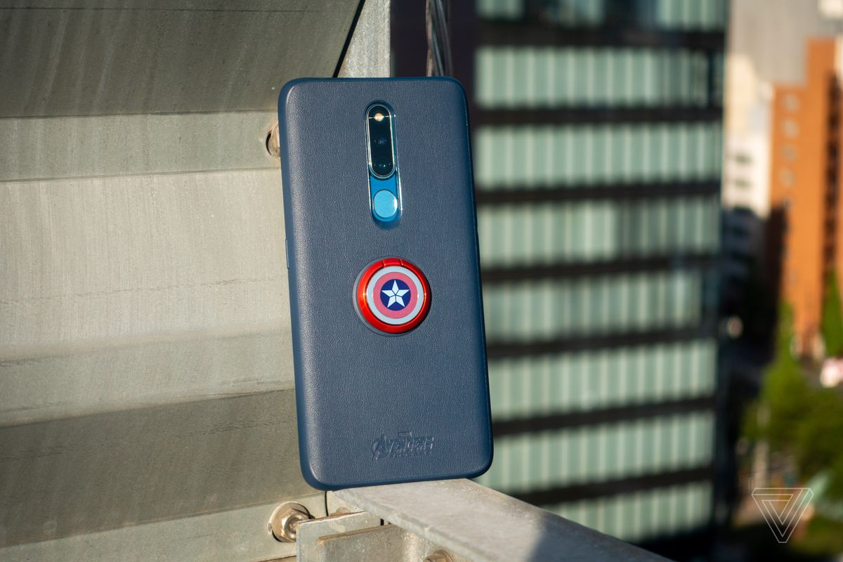 Look at this limited-edition Avengers: Endgame Oppo F11 Pro - The Verge