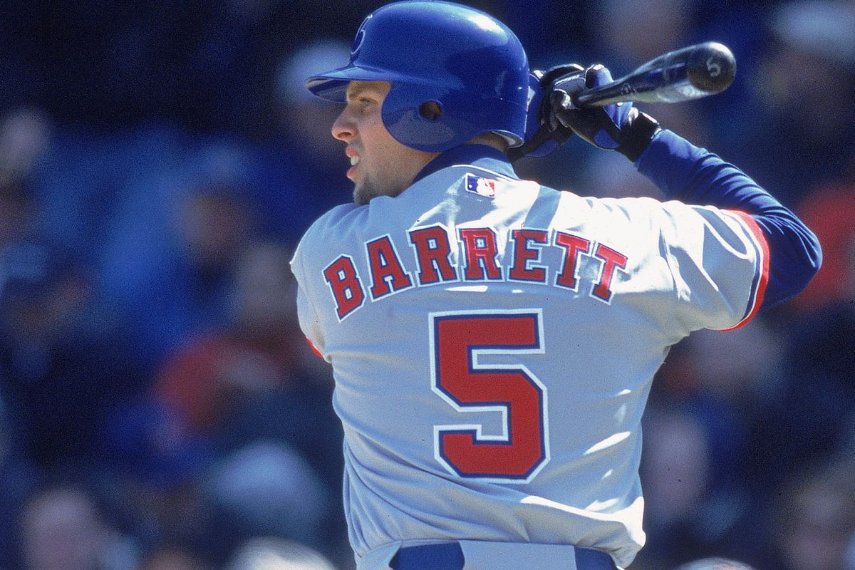 Michael Barrett #5