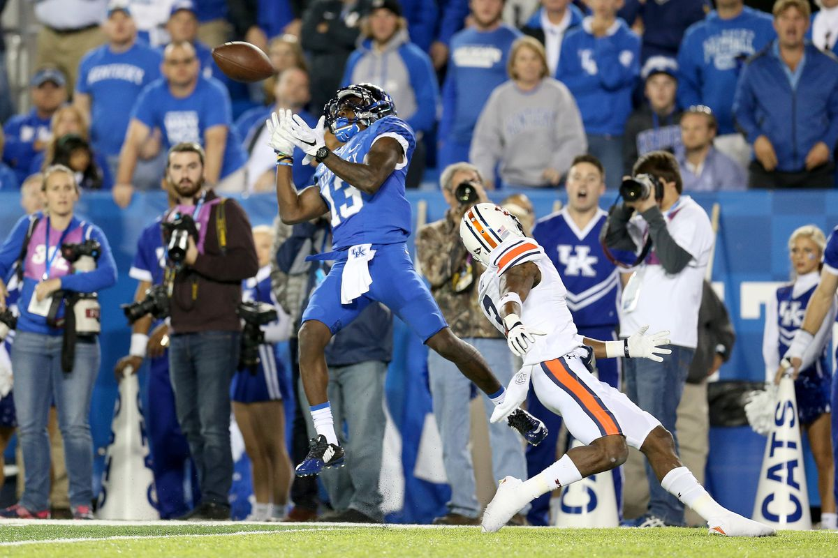 Auburn v Kentucky