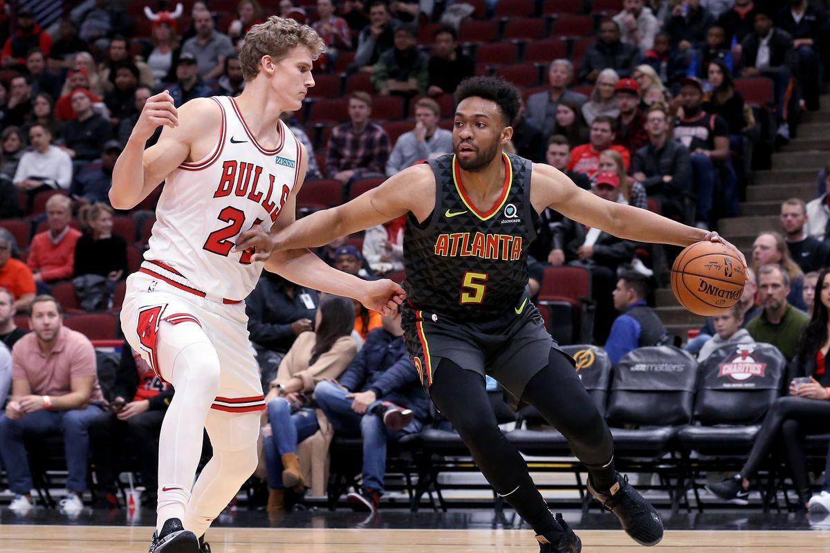 Hawks yield to Bulls in final preseason contest, 111-93