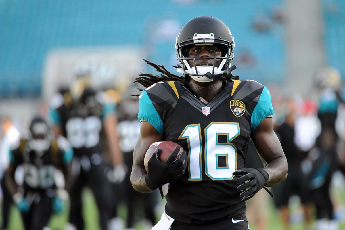 promo code 9b07a fa0ed Denard Robinson adds 15 pounds, committed to running back ...