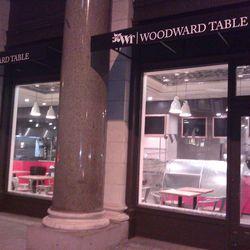 Woodward Table entrance.
