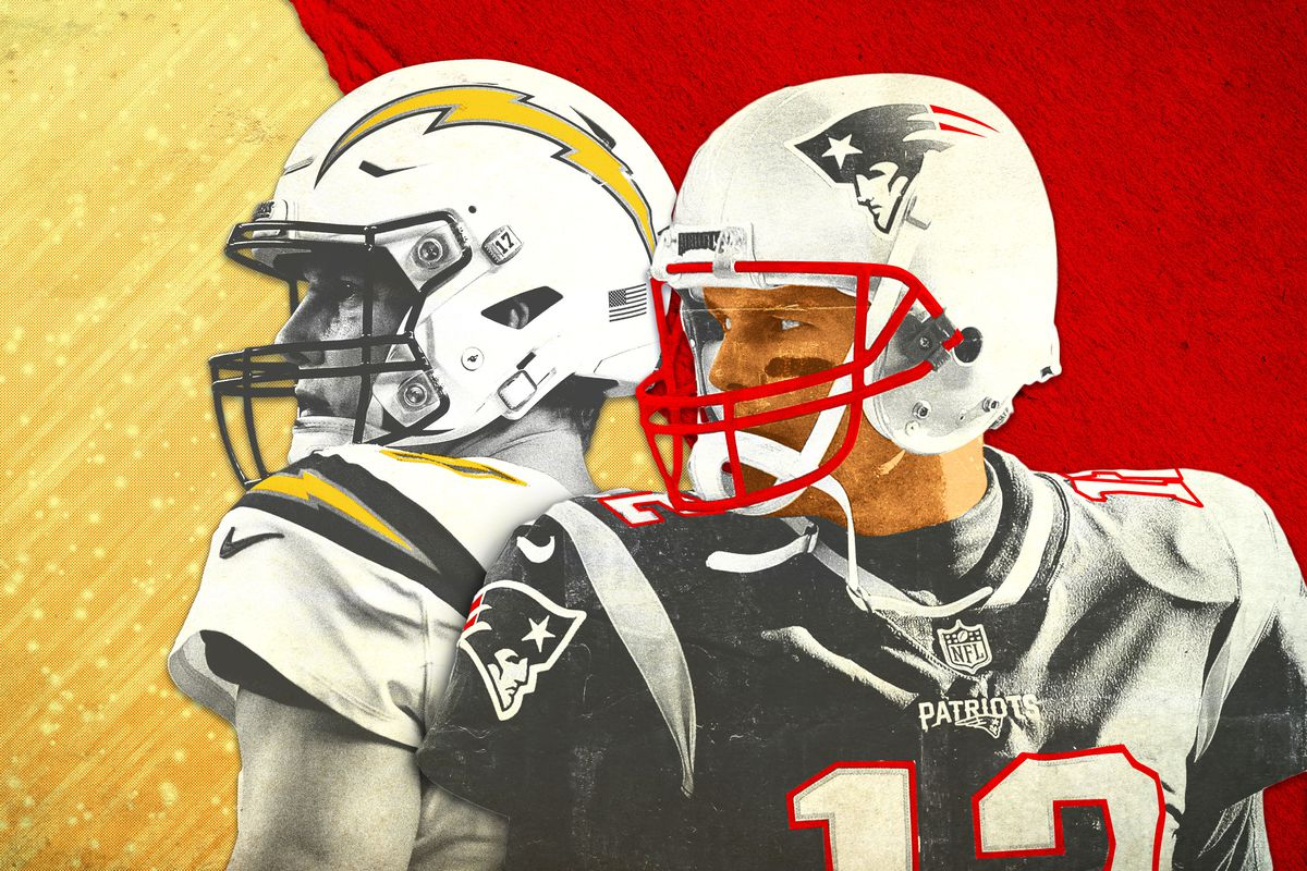 4a5e8910762 Philip Rivers vs. Tom Brady Has Been a Tale of Chargers Heartbreak ...