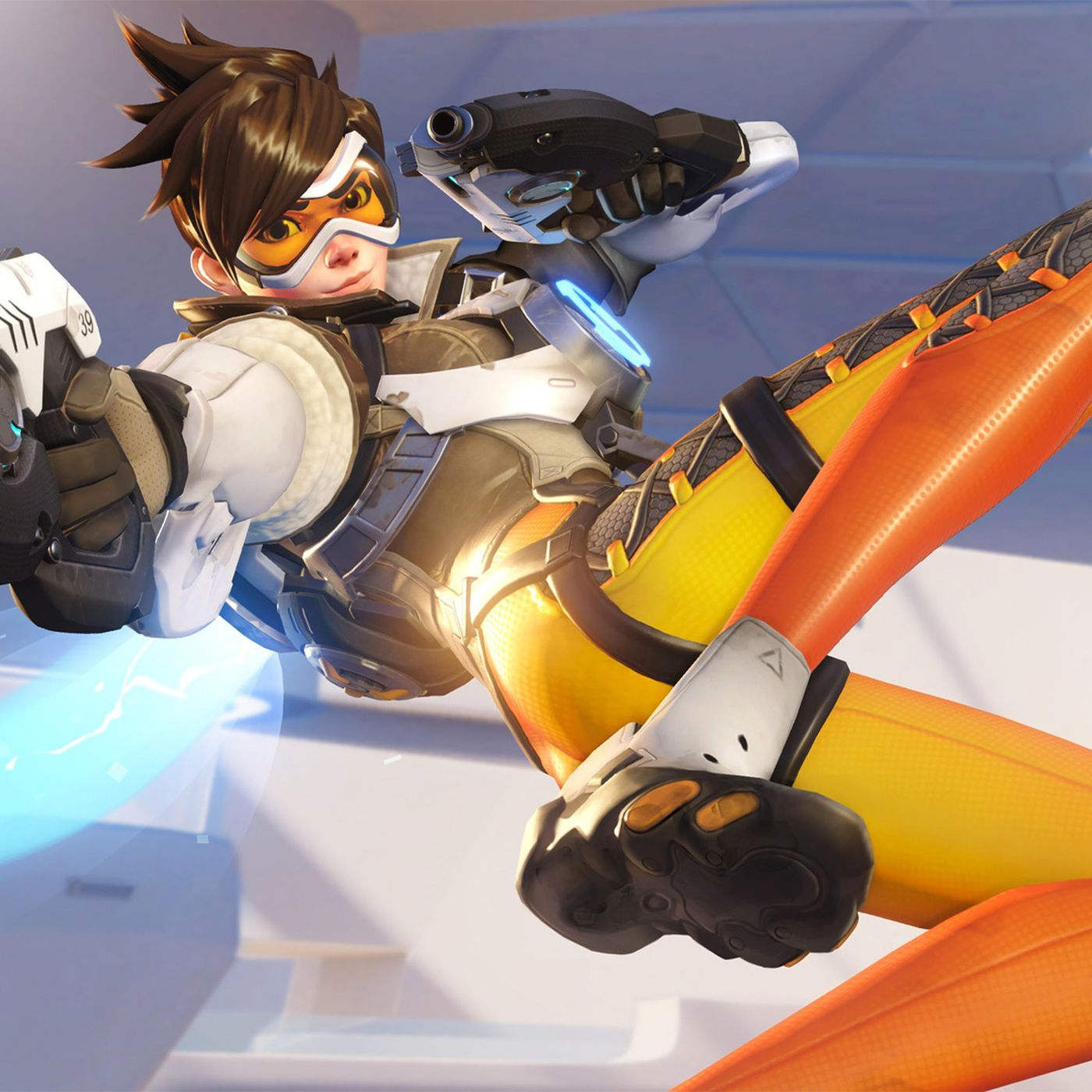 Blizzard is removing a sexualized pose from Overwatch