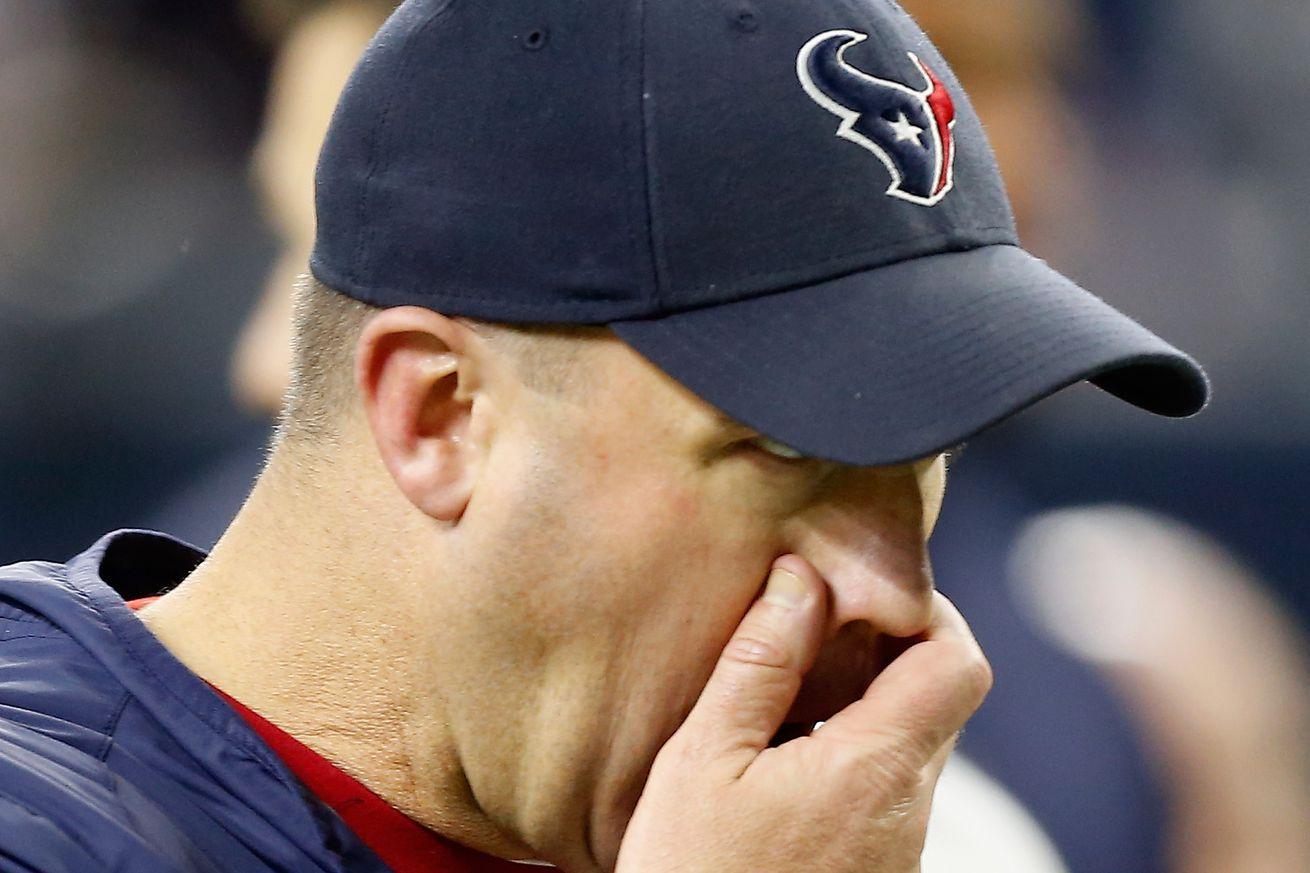 NFL Head Coach Power Rankings: Bill O'Brien Not Held In Great Esteem