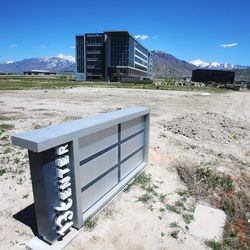 Divvy's headquarters, built by the Boyer Co., at 136 Center in Draper is pictured on Monday, May 4, 2020.