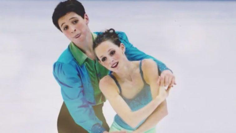 Jessica Dube Scott Moir dating 2010