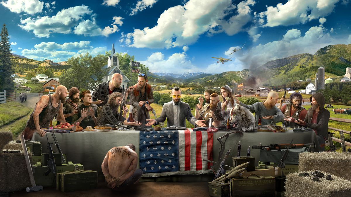 Far Cry 5 review - Polygon
