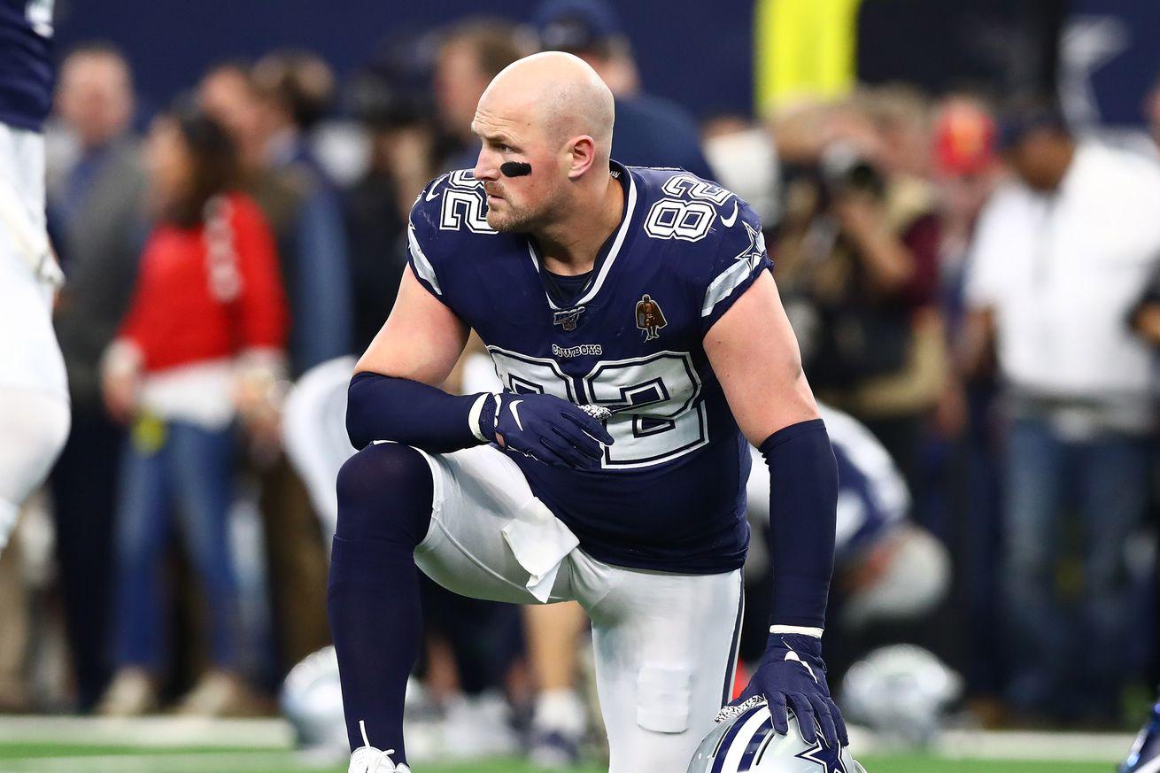 NFL: Los Angeles Rams at Dallas Cowboys
