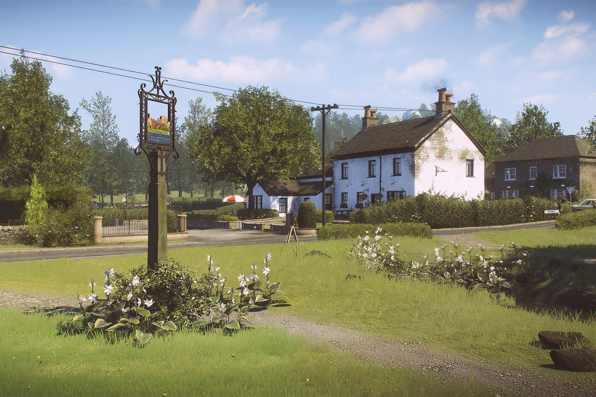 Everybody's Gone to the Rapture and the case of the hidden