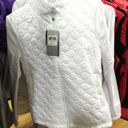 Women's jacket, $30 (was $130)
