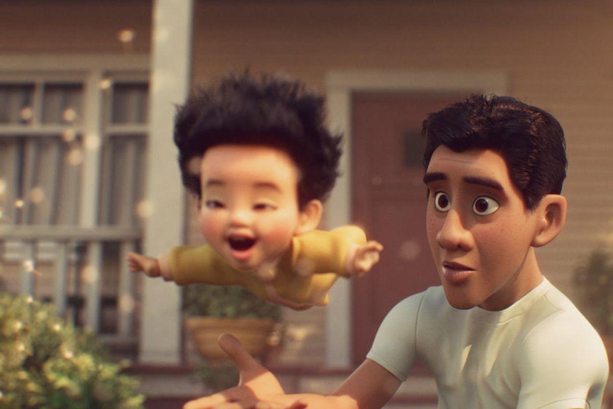 Disney +: Pixar's animated short Float is one of Disney+'s best new things  - Vox