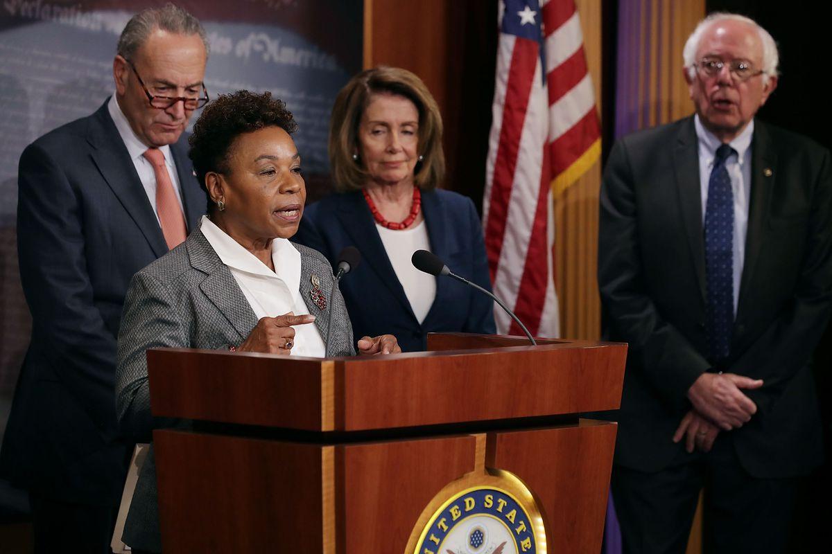 Senators Schumer, Sanders, Wyden, And Rep. Pelosi Discuss GOP Tax Reform Plan