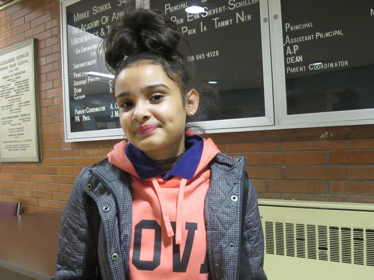Dalizbeth Lopez, an eighth grader at I.S. 224 in the South Bronx, had three schools left to pick before submitting her high school application on Monday night.