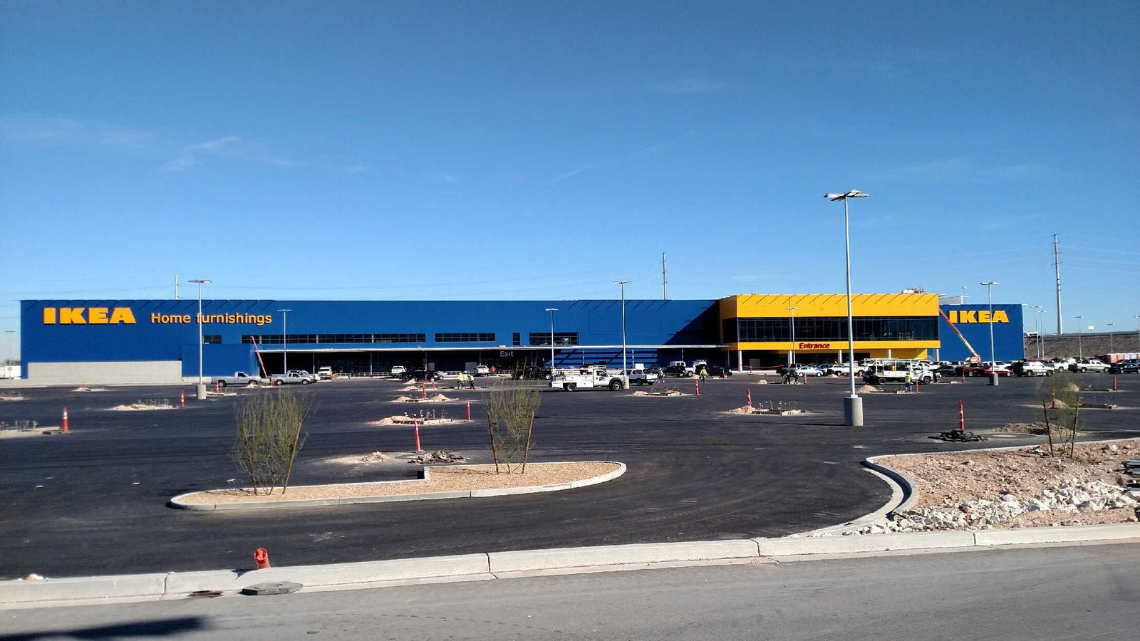 Ikea unleashes an opening date on an unsuspecting las for Ikea tracking usa