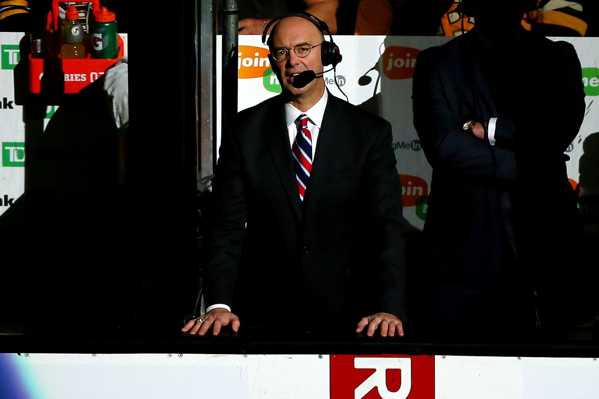 Pierre McGuire will be back in the NBC spotlight, but not the Ducks.