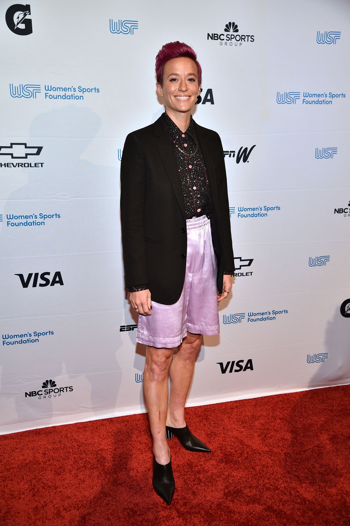 The Women in Sport Foundation 40th Annual Salute To Women In Sports Awards Gala - Arrivals