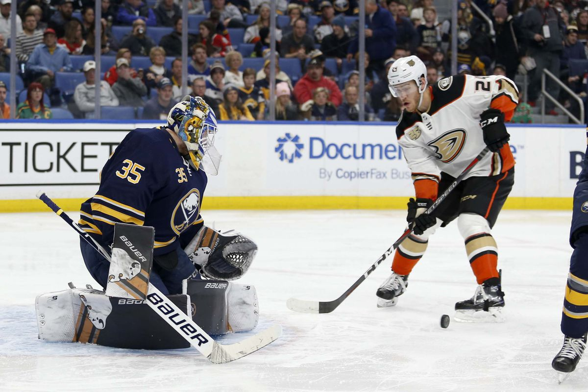 Game Thread: Sabres at Ducks | Game 7