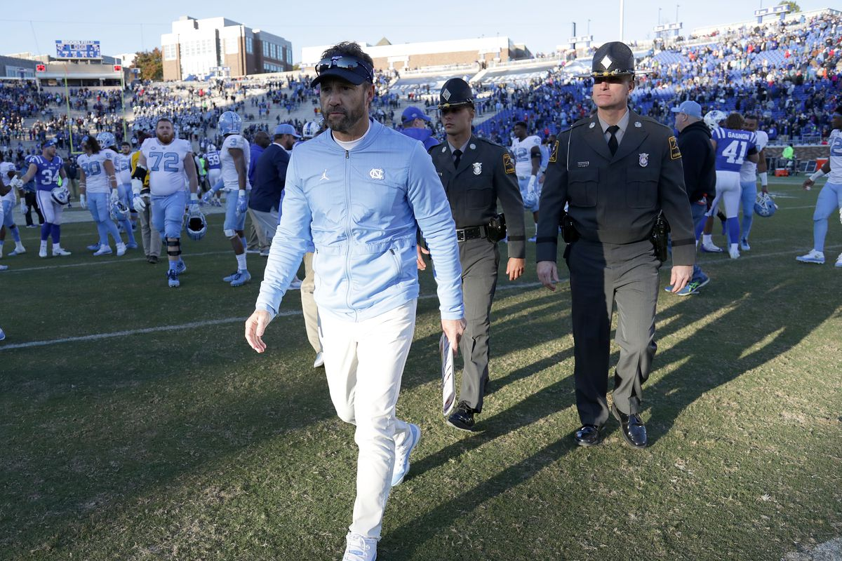 Baylor Reportedly Hiring Former UNC Head Coach Larry Fedora as Offensive Coordinator