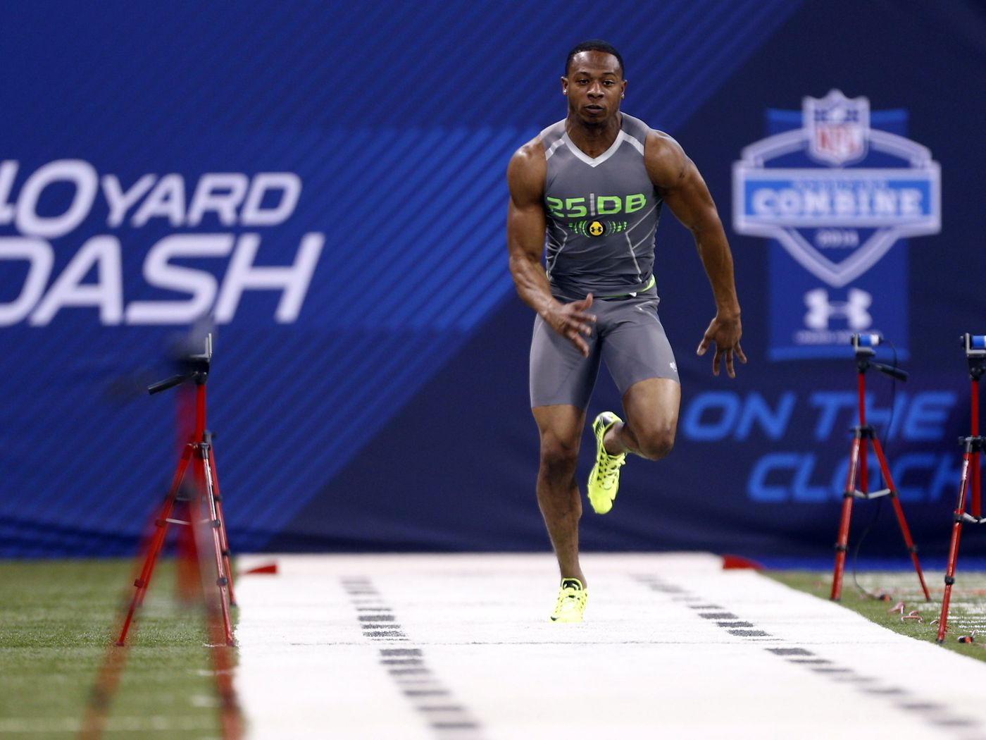 2014 Nfl Combine Results Defensive Backs 40 Yard Dash Vertical More Silver And Black Pride