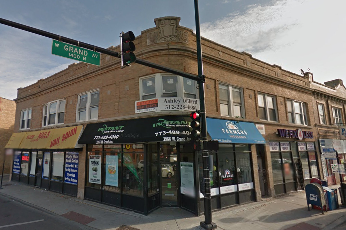 700 rents this rehabbed one bedroom in humboldt park curbed chicago for 1 bedroom apartments for rent in chicago for 700