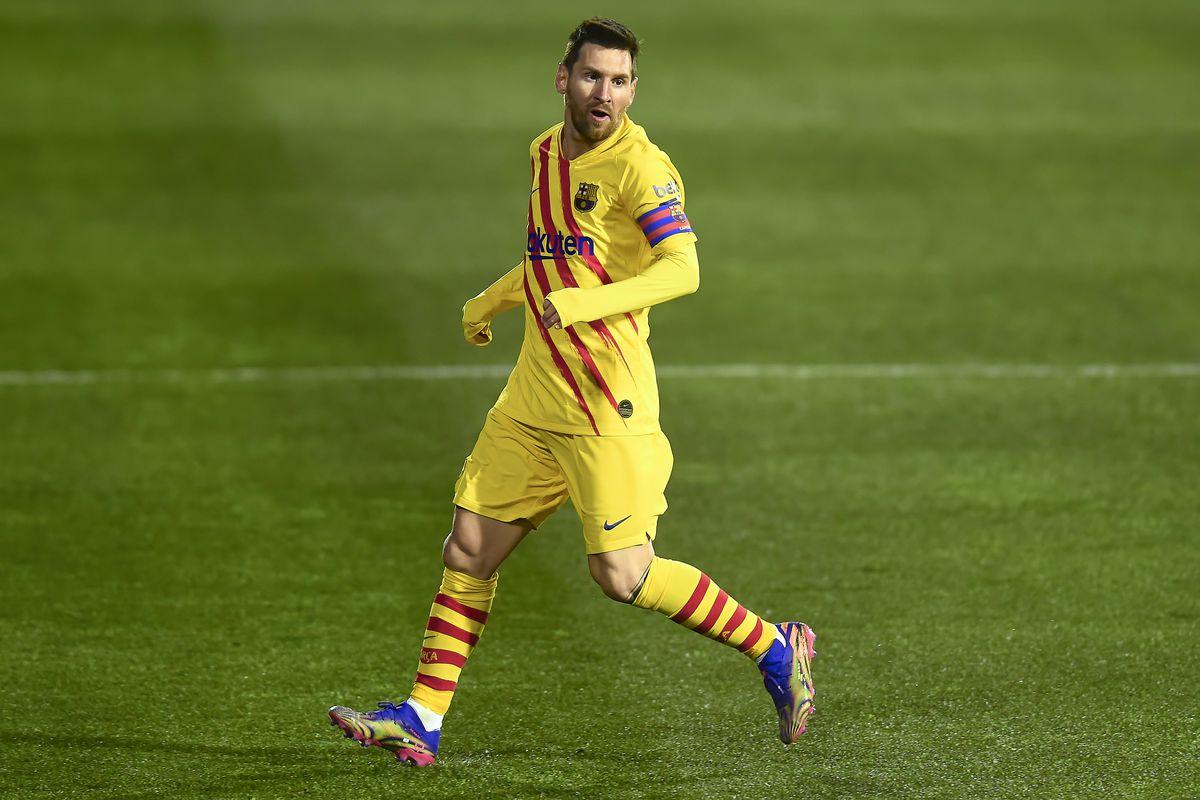 ESP: SD Huesca-FC Barcelona. La Liga Santander.
