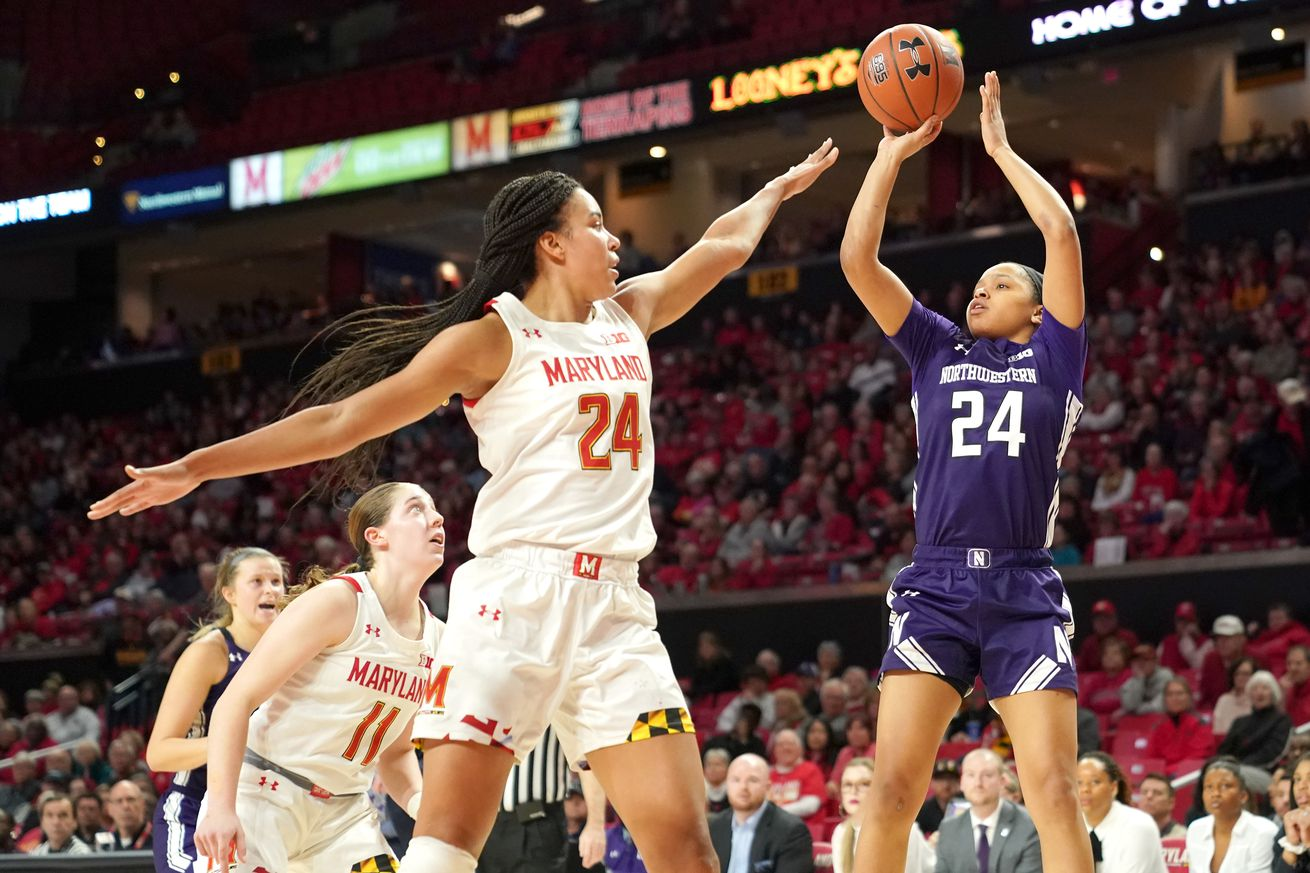 Northwestern v Maryland