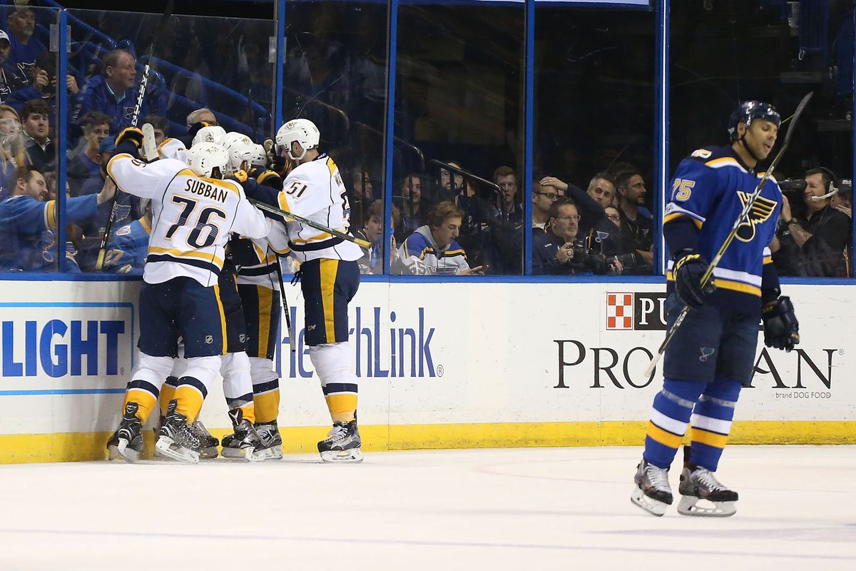 predators vs blues 2017 time tv schedule and live stream for game 5. Black Bedroom Furniture Sets. Home Design Ideas