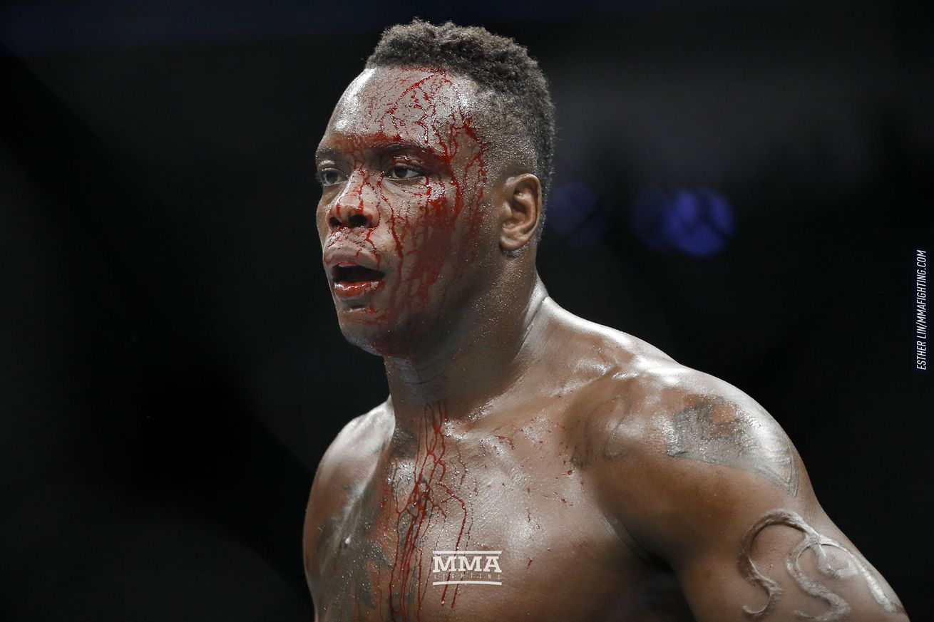 Ovince Saint Preux is out of March's UFC 235 card in Las Vegas, Nevada.