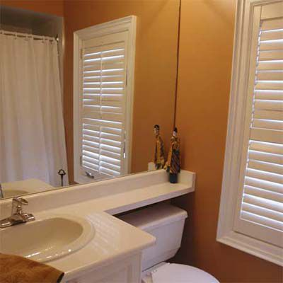After House Staging: Bathroom