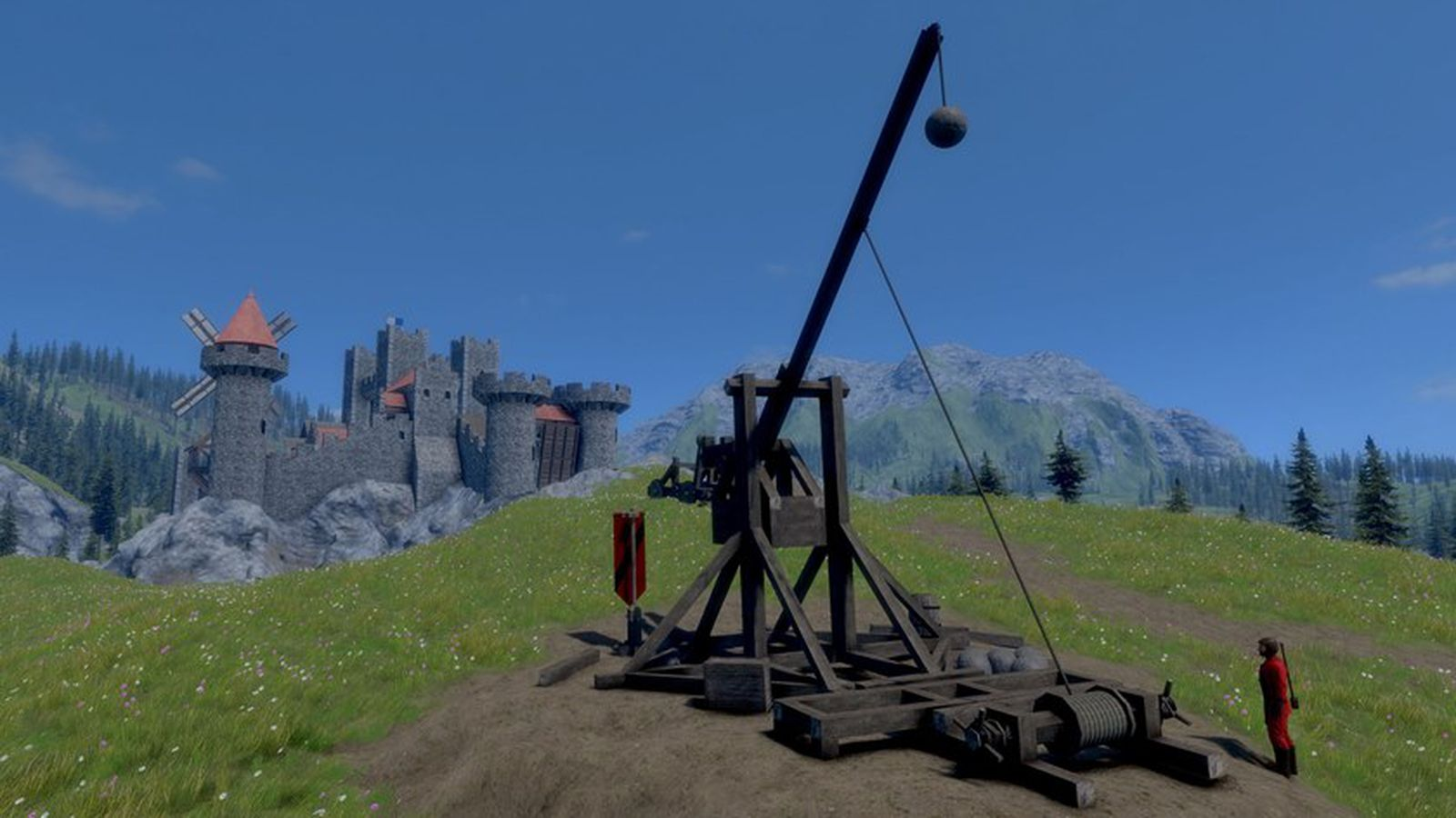 Military Time Clock >> Lay waste to medieval castles in the next game from the ...