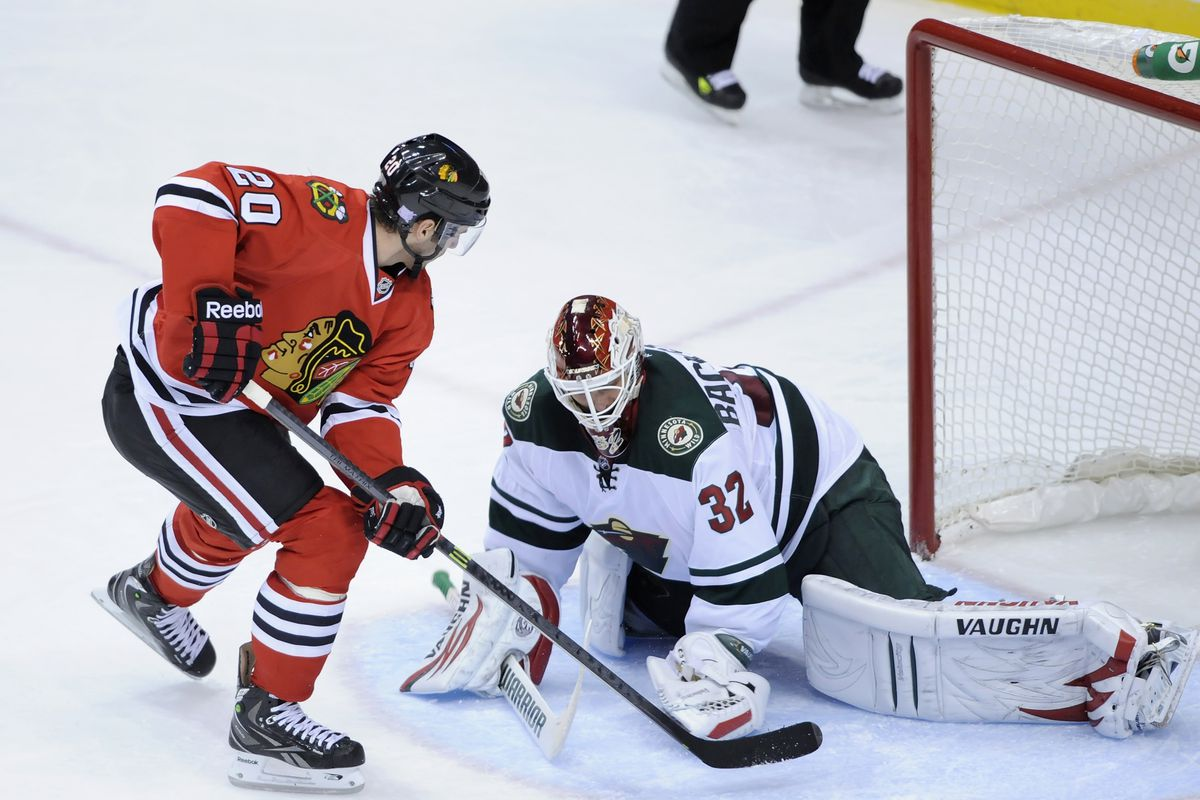 The Wild hope for a better result against the Montreal Canadiens tonight.