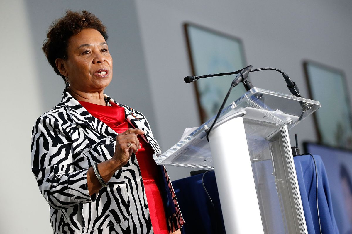 Rep. Barbara Lee at Making AIDS History: A Roadmap For Ending The Epidemic