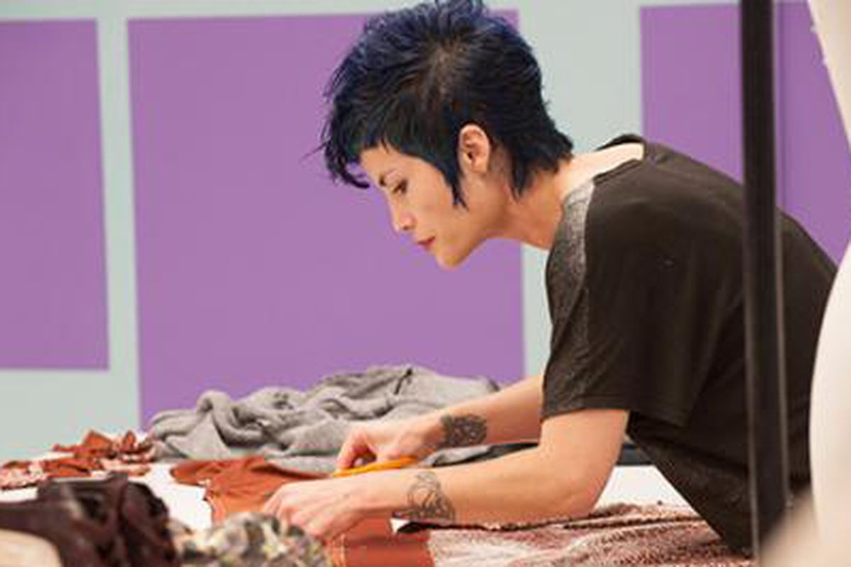 """Image via <a href=""""http://www.mylifetime.com/shows/project-runway/season-13/photos/episode-12-pictures#id=10"""">MyLifetime</a>"""